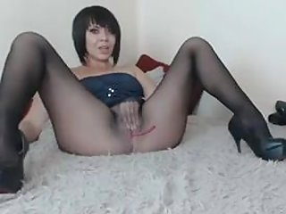 masturbation,nylon,russian